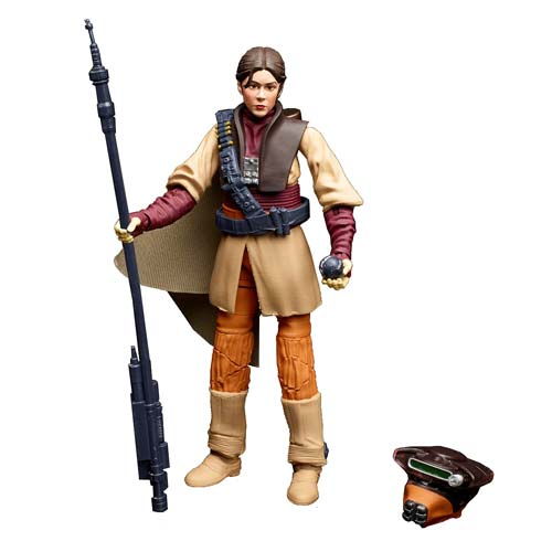 Star Wars Black Series Leia Boushh Disguise 6-Inch Figure