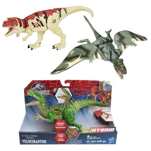 Jurassic World Growler Dinosaur Action Figures Wave 4