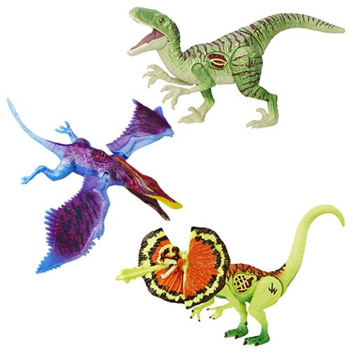 Jurassic World Growler Dinosaur Action Figures Wave 5