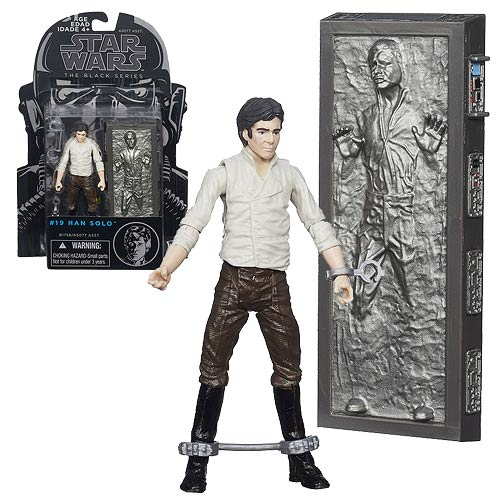 Star Wars Black Series Han in Carbonite 3 3/4-Inch Figure