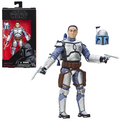 Star Wars The Black Series Jango Fett 6-Inch Action Figure
