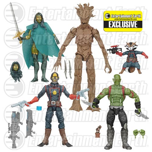 Guardians of the Galaxy Marvel Legends - EE Exclusive