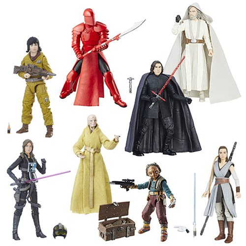 Star Wars The Black Series 6-Inch Action Figure Wave 14 Case