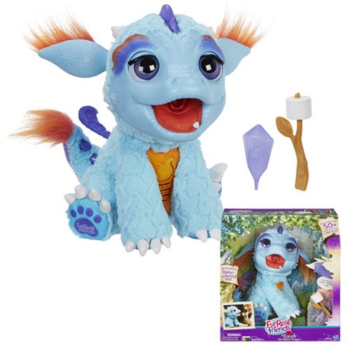 Bring Fantasy to Life with Furreal Friends Torch!