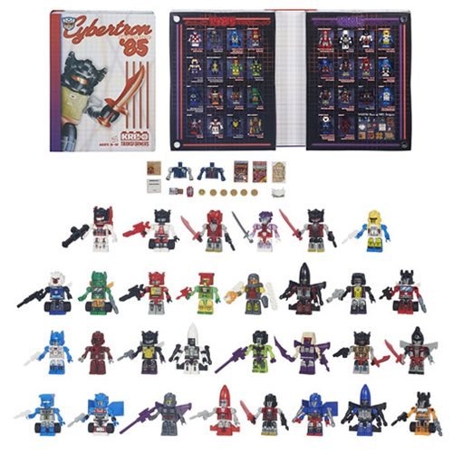 Kre-O Transformers 1985 Yearbook - Exclusive