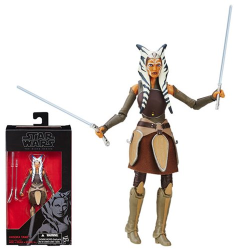 Star Wars TFA Black Series Ahsoka Tano 6-Inch Action Figure