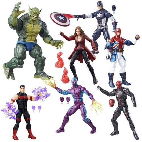 Captain America Civil War Marvel Legends Figures Wave 3