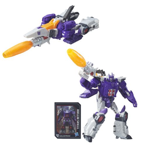 Transformers Generations Titans Return Voyager Galvatron