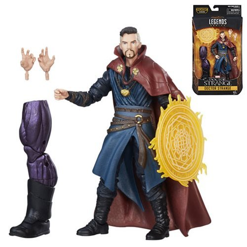 Doctor Strange Figures Coming to Marvel Legends