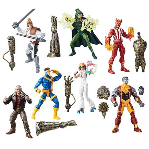 X-Citing New Marvel Legends X-Men