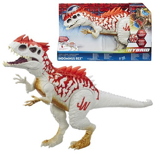 Jurassic World Rampage Indominus Rex Action Figure