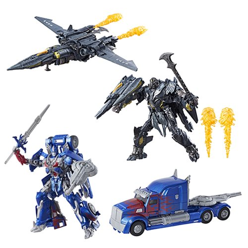 Transformers The Last Knight Premier Leader Wave 1 Case