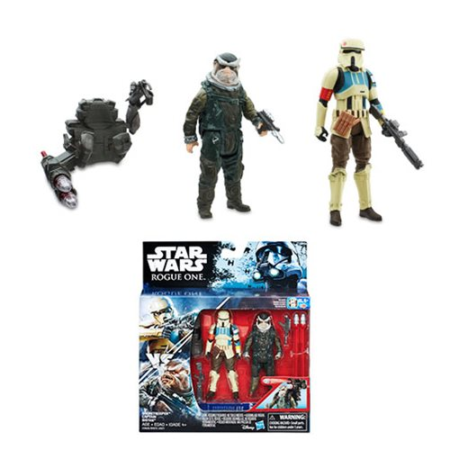 Rogue One's Lost Action Figures Are In Stock Now!
