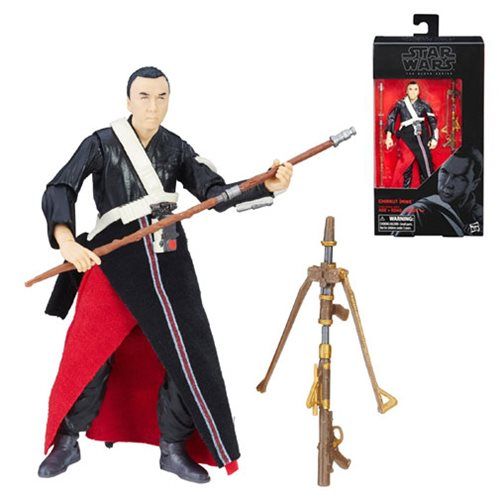 Star Wars Black Series Chirrut Imwe 6-Inch Action Figure
