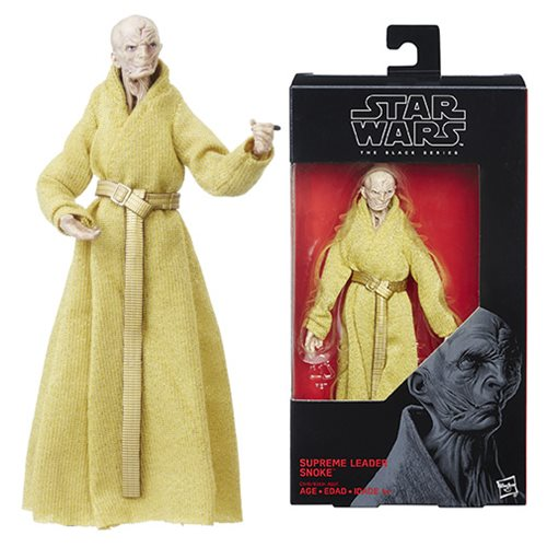 Get Ready for The Last Jedi with Snoke!
