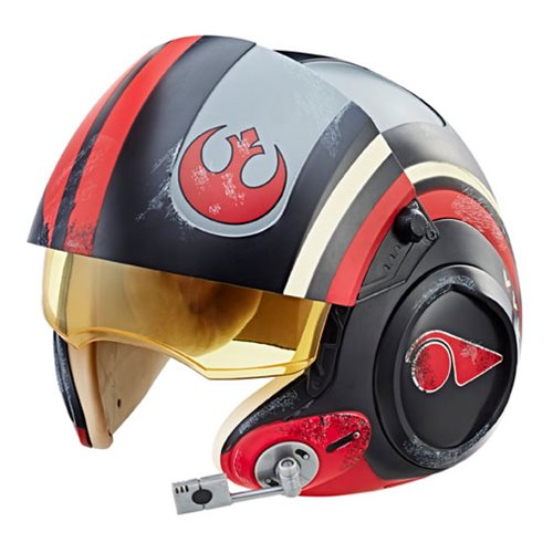 Poe Knows Helmets - Awesome Star Wars Prop