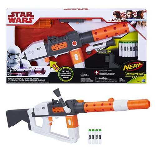 Star Wars: The Last Jedi First Order Stormtrooper Blaster