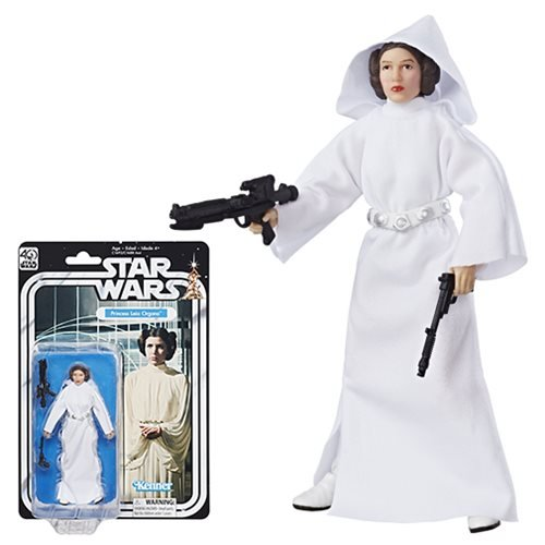 Star Wars Action Figures Go Retro for the 40th