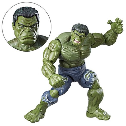 Hulk Out with a Giant Marvel Legends Figure!