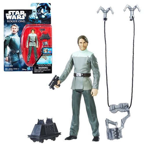 Star Wars Rogue One Galen Erso Action Figure