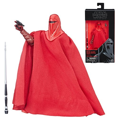 Star Wars The Black Series Royal Guard 6-Inch Action Figure