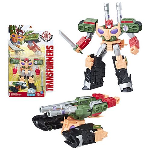 Transformers RID Warrior Class Decepticon Bludgeon