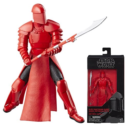 Star Wars Black Series Elite Praetorian Guard Figure