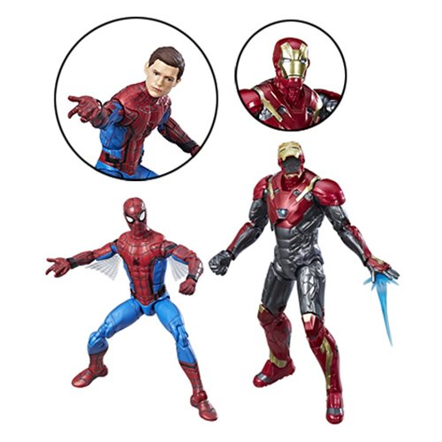 Spider-Man Homecoming Marvel Legends Action Figure 2-Pack