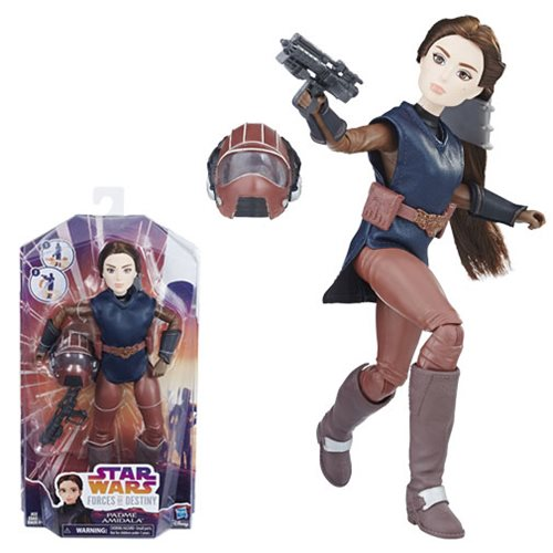 Star Wars Forces of Destiny Padme Amidala Adventure Figure