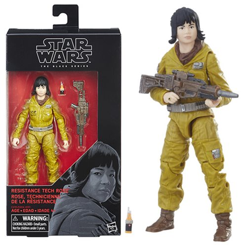 Star Wars The Black Series - Pre-Order Rose Tico Today!