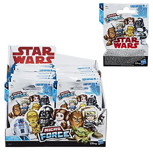 Star Wars Micro Force