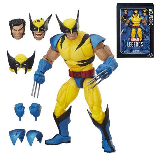 Wolverine Goes Big - 12-Inch Marvel Legends Action Figure