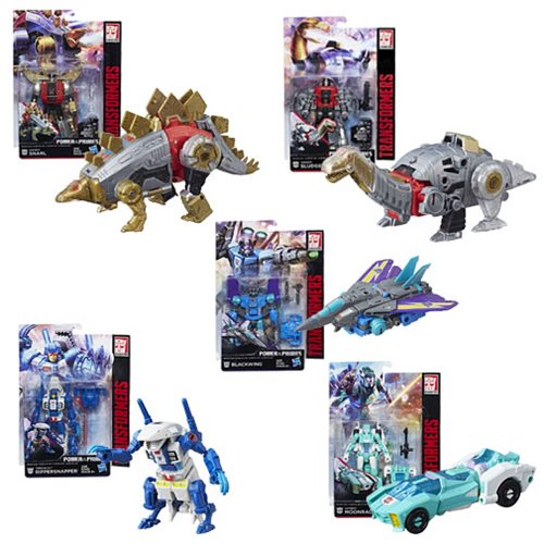 Complete Dinobot Power - New Transformers Generations