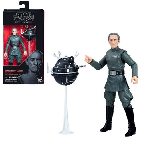 Star Wars The Black Series Tarkin 6-Inch Action Figure