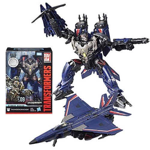 Transformers Studio Series Voyager Class Thundercracker