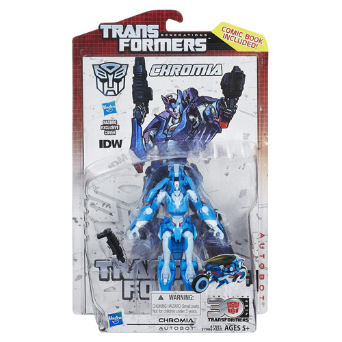 Transformers Generations Deluxe Chromia