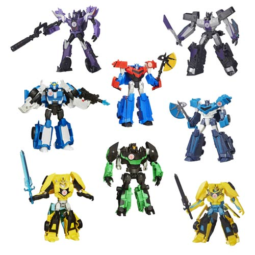 Transformers Robots in Disguise Warriors Wave 5