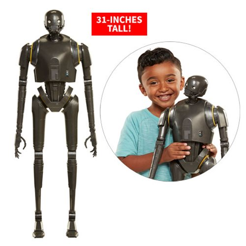 Star Wars Rogue One 31-Inch K-2SO Action Figure