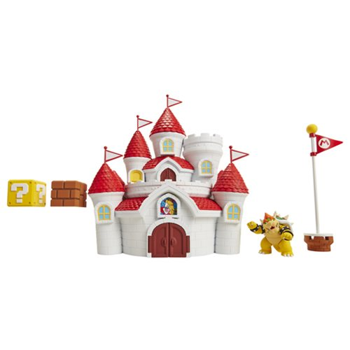 Nifty Nintendo Castle Is Just Peachy