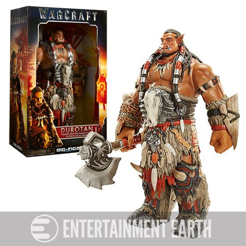Warcraft Durotan 18-Inch Action Figure - Blizzcon Exclusive