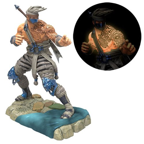 Killer Instinct Sound-Link Jago 9-Inch Figure