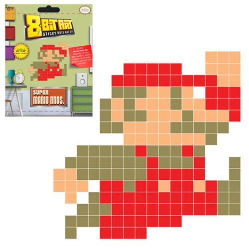 Decorate Your Office with Classic Super Mario!