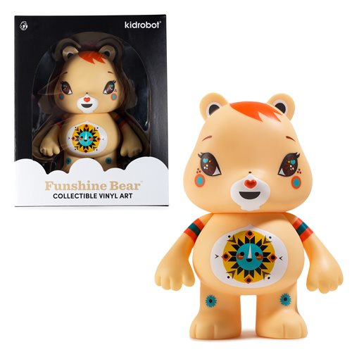 Exciting Care Bears Designer Figure from Julie West