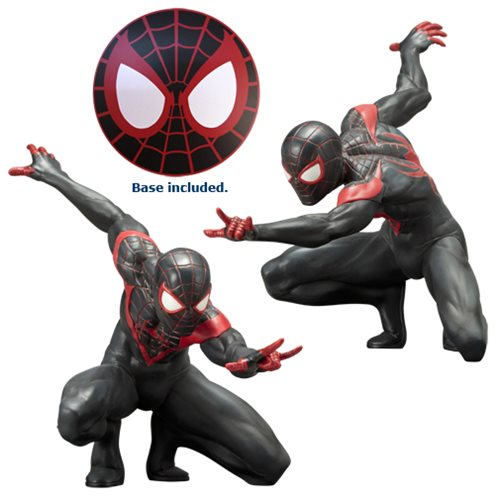 The Ultimate Spider-Man Statue
