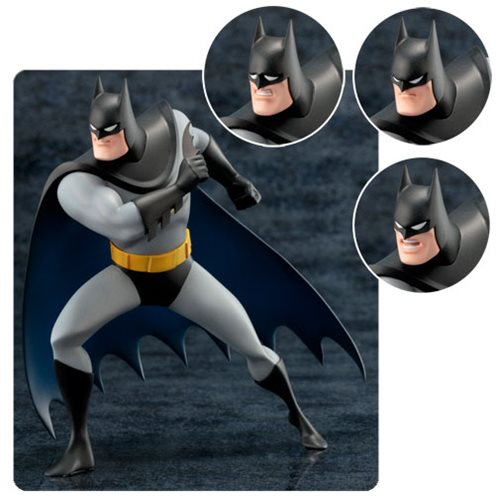 Batman: TAS ArtFX+ Statue In Stock!