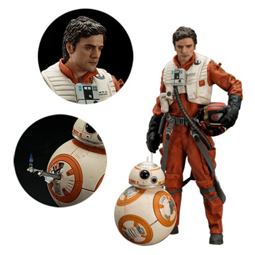 BB-8 and Poe Are Back in a New Star Wars Adventure