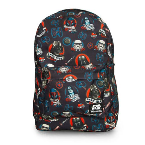 Tat Up Your Backpack with the Dark Side