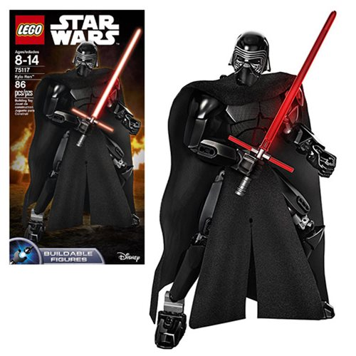 Build Your Own Kylo Ren