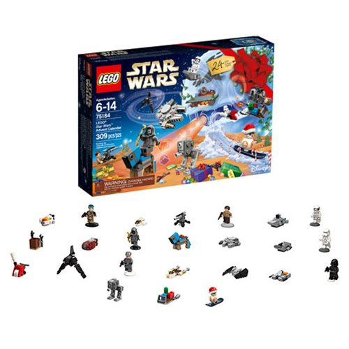 Get Ready for Christmas with Star Wars!