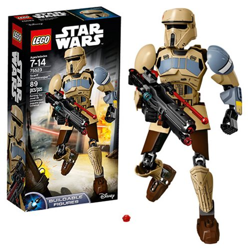 LEGO Star Wars 75523 Constraction Scarif Stormtrooper